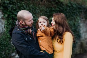Outdoor Family Photography Session Dublin Úna O'Connor